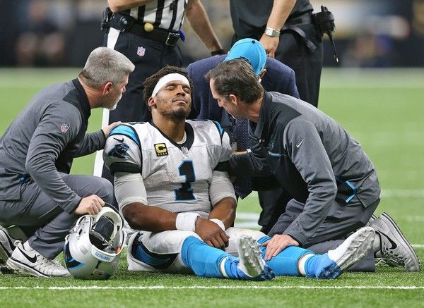 Panthers not found to have violated concussion protocol during @NFL playoffs game against New Orleans Saints where Cam Newton was injured. via @MovieTVTechGeeks