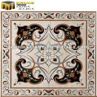 Beauty and Morden Natural stone granite floor medallions