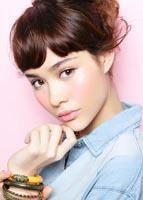 比上傳奇 Beyond International ltd. 模特兒經紀公司 models [Lea 鄭蕾雅], Eurasian, exotic