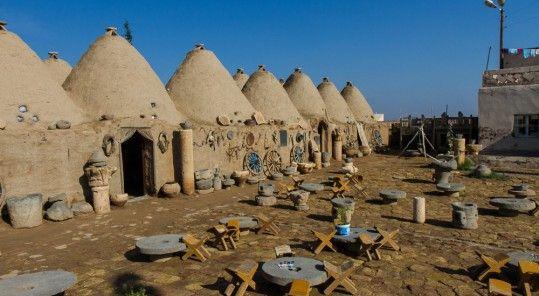 Harran- beehive houses   MT Nemrut Tour Harran Tour Fishlake Tour Tour Cappadocia Tour•Tours