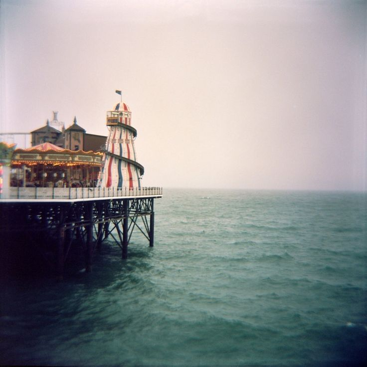 I want to go back to Brighton, this pier has given me some of my fondest memories as a child.