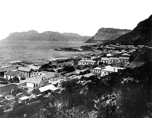 Kalk Bay, Cape Peninsula 1911 | Flickr - Photo Sharing!