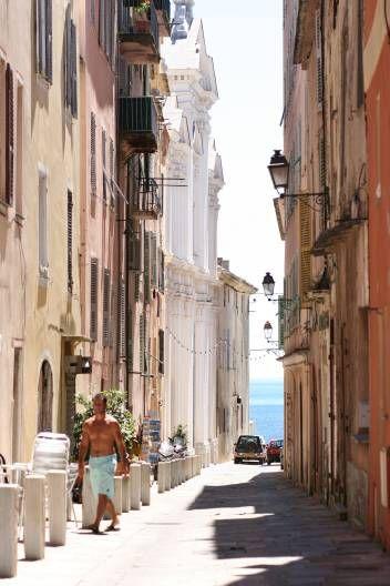 Ruelle Citadelle Bastia
