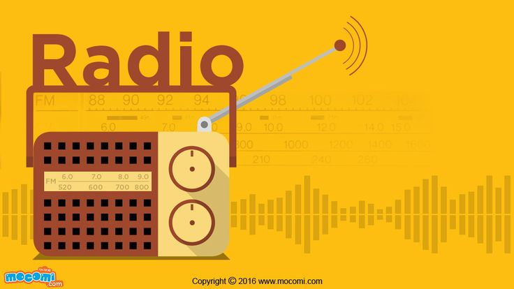 What is Radio? Radio is the radiation (wireless transmission) of electromagnetic energy through space. For more interacting GK articles for kids, visit: http://mocomi.com/learn/general-knowledge/