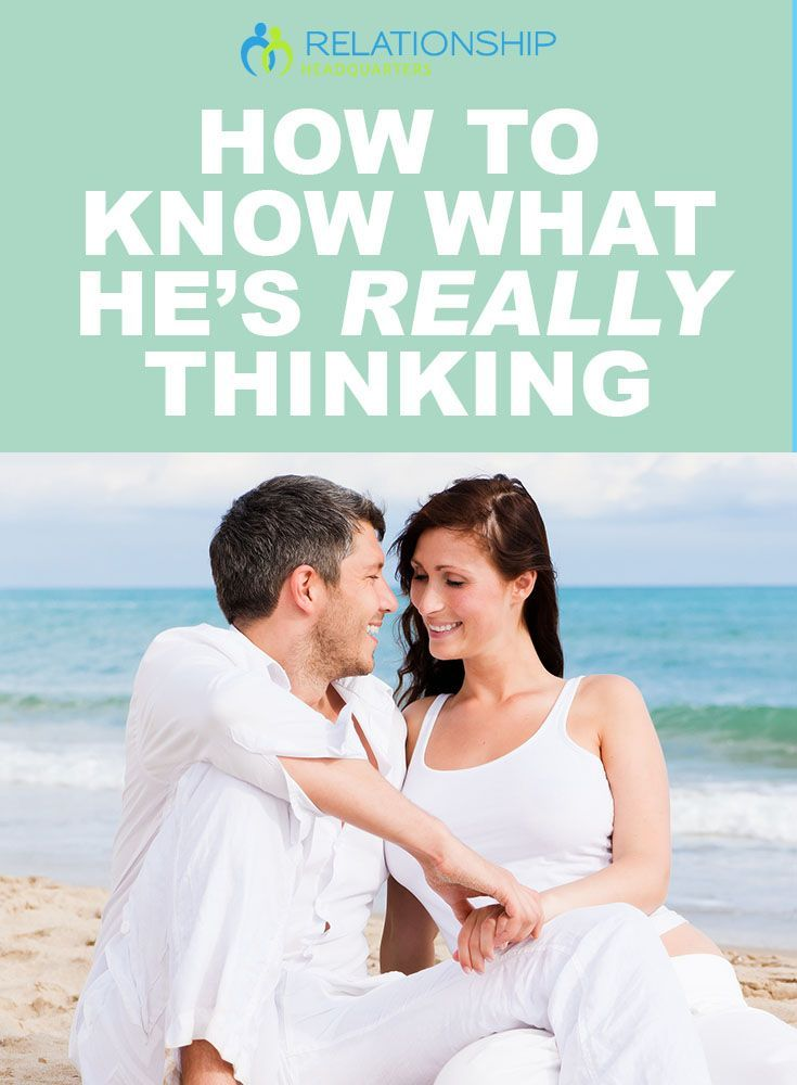 Dating how find out what man thinking