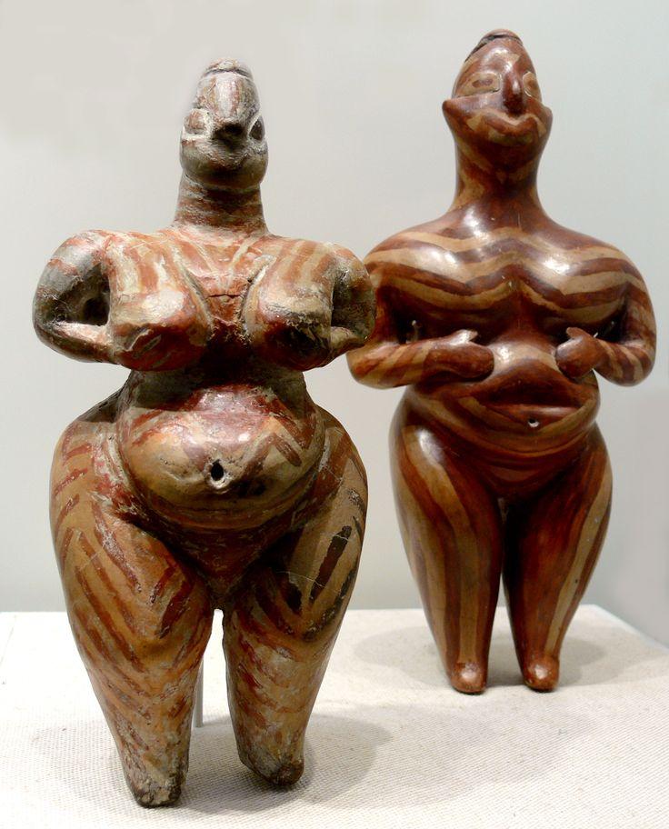La primera Diosa de la tierra era Gordita.