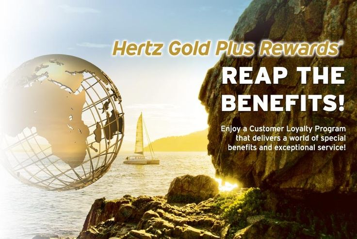 As a Hertz Gold Plus Rewards member, a world of special benefits and exceptional service is now yours to enjoy.   So if you're looking for a fast, easy way to rent a car around the world, plus so much more, just visit https://www.hertz.co.za/club.html
