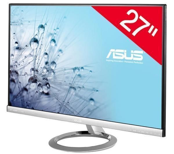 ASUS MX279H schermo LED 27  Full HD + SurgeStrip E-Series - Soppressione transie