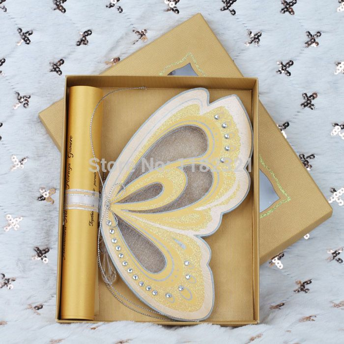 This is one of the most elegant and magnificent 2015 marriage invitation card that formatted in distinctive excellent box form with huge stunning butterfly and scroll wedding card. Description from trendymods.com. I searched for this on bing.com/images