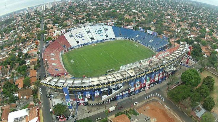Estádio Defensores del Chaco - Paraguai