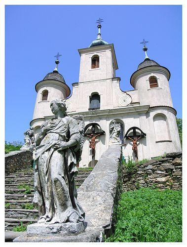 Kálvária church - Kőszeg, Hungary