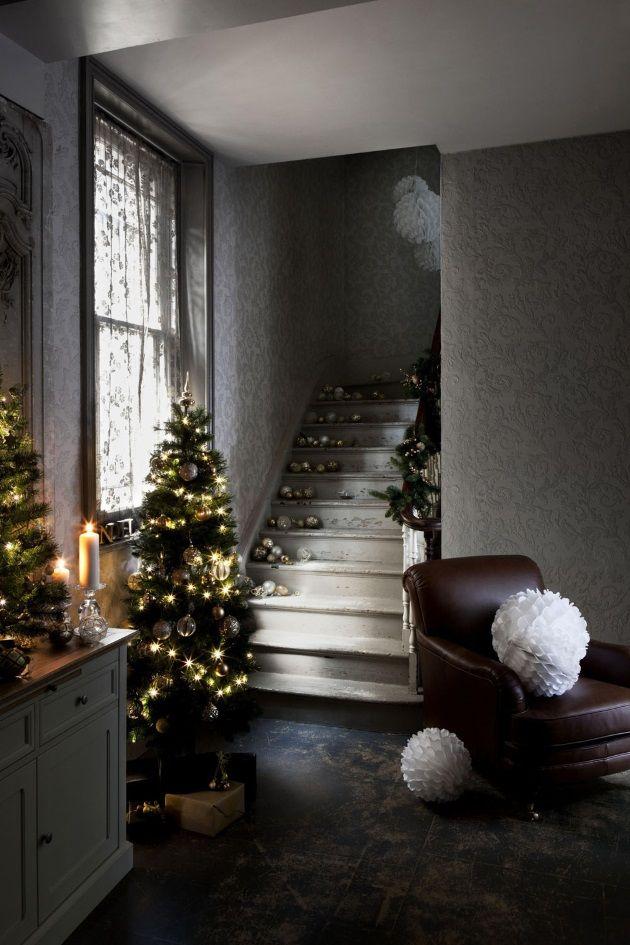 Με δέντρο ή χωρίς δέντρο υπάρχει τρόπος να αναδείξεις το σπίτι σου!