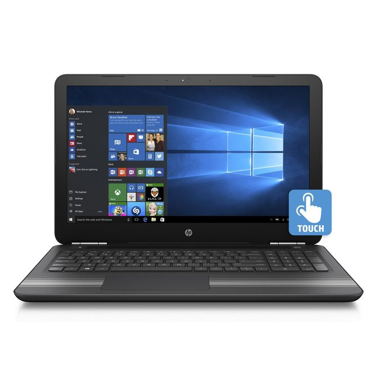"""HP 15.6"""" Pavilion Touchscreen Notebook (AMD A6-9210 APU, 8GB Ram, 1TB HDD), Windows 10 Home (Black)   HP Pavilion 15-aw000 15-aw030ca 15.6"""" Touchscreen Notebook - AMD A-Series A6-9210 Dual-core (2 Read  more http://themarketplacespot.com/hp-15-6-pavilion-touchscreen-notebook-amd-a6-9210-apu-8gb-ram-1tb-hdd-windows-10-home-black/"""