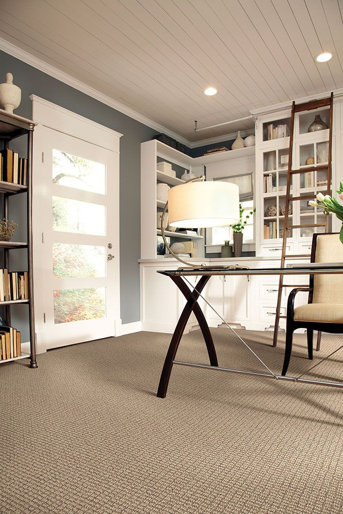 "Caress Collection carpeting style ""Artisan"" color Cornwall - by Shaw Floors"