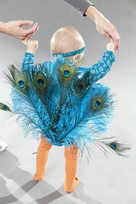 peacockcostumeHalloweencostumes, Kid Halloween Costumes, Cute Halloween, Diy Halloween Costumes, Baby Costumes, Kids Halloween Costumes, Baby Girls, Peacocks Costumes, Costumes Ideas