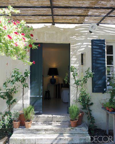 La maison d'Inès de la Fressange