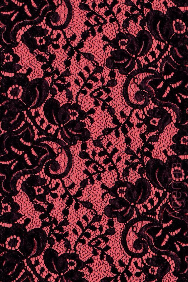 Salmon lace