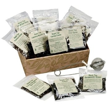 Loose Tea Variety Sampler
