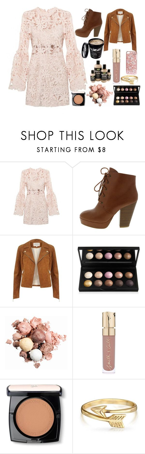 """""""Country girls"""" by ejturkey ❤ liked on Polyvore featuring River Island, Smith & Cult, Lancôme, Bling Jewelry, H&M and country"""
