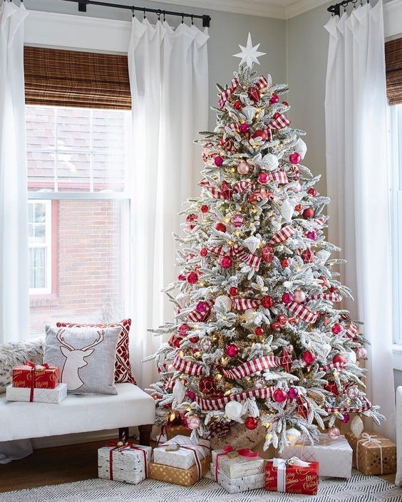 Top 30 Amazing Christmas Tree Designs You Can\u0027t Miss Out 2018