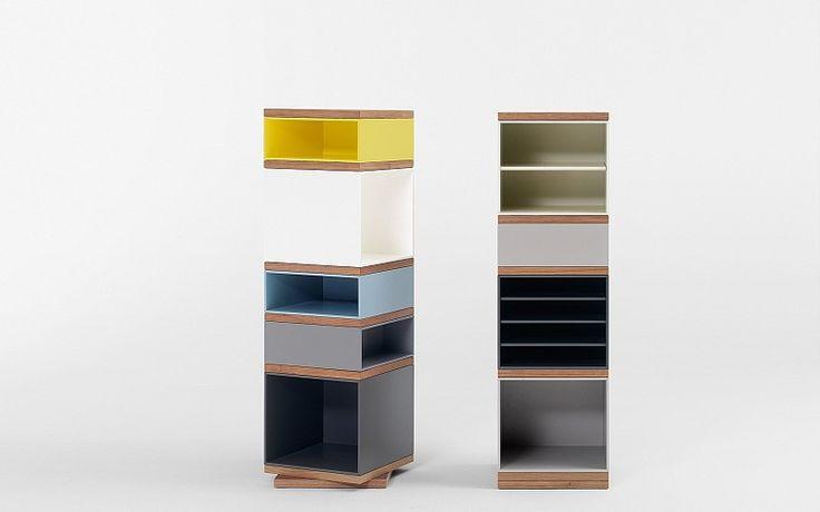 Pastoe - Pastoe Cupboards: Totem - totem 5. Design: vincent van duysen - 2010
