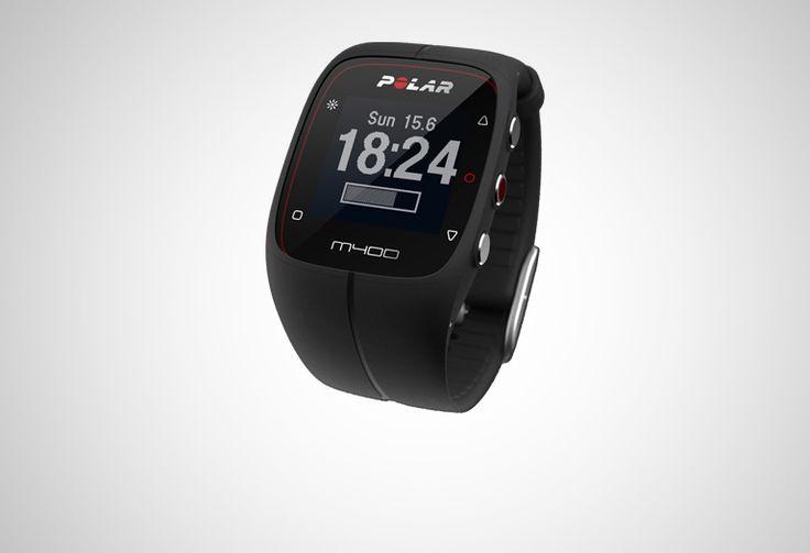 #Polar M400 GPS HRM