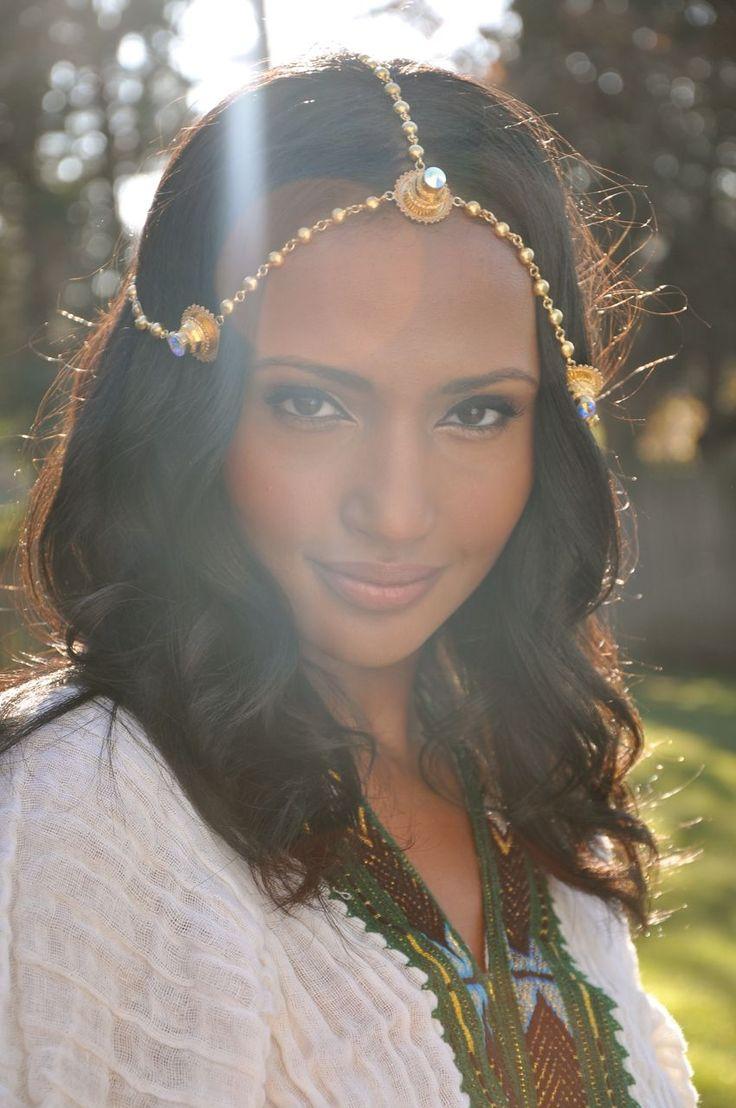 eritrean gold head jewelry