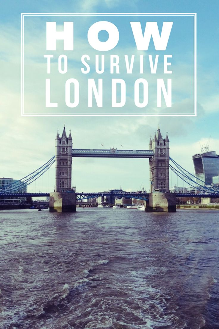 Are you thinking of moving to London? It's an amazing city to live and love in, and this is the ultimate survival guide.