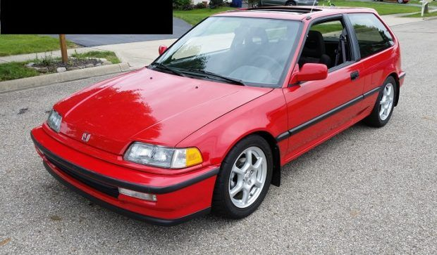 1991 Honda Civic Si