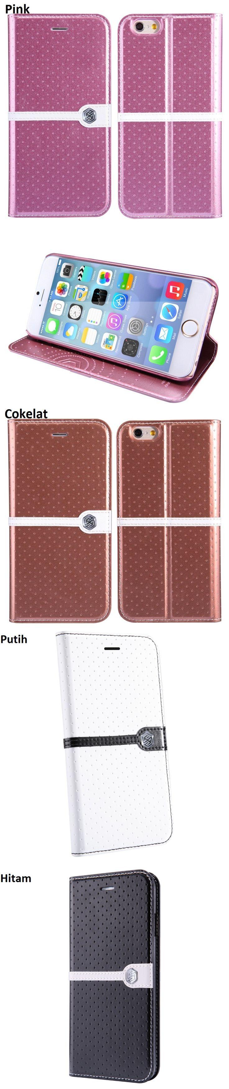 Nillkin Ice Leather Case iPhone 6  ---  kitkes.com/product/197/881/Nillkin-Ice-Leather-Case-iPhone-6/?o=default
