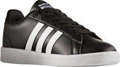 adidas NEO Cloudfoam Advantage Stripe Court Shoe | Adidas ...
