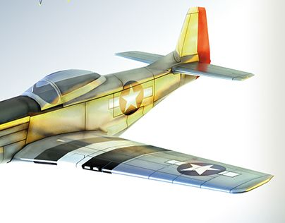 """Check out new work on my @Behance portfolio: """"WWII War Planes"""" http://on.be.net/1Ngb3hx"""