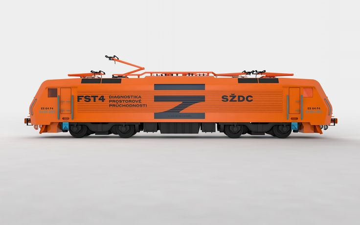 If you're a fan of classic identity designs in the British Rail canon, you'll enjoy these gorgeous new designs for Czech rail operator SŽDC.