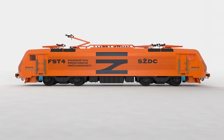 Striking new Czech rail identity straddles bold modernity and retro leanings