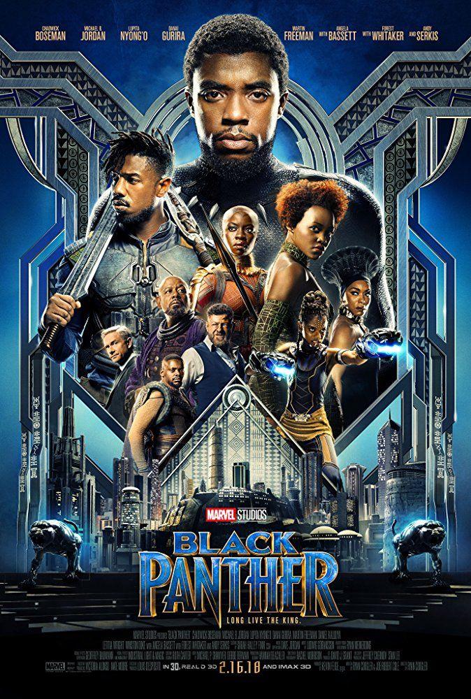 [FREE...HD] Black Panther (2018) Online Full Movie Free 4KStreaming,