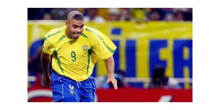 Роналдо раскрыл секрет своей экстравагантной прически на ЧМ-2002