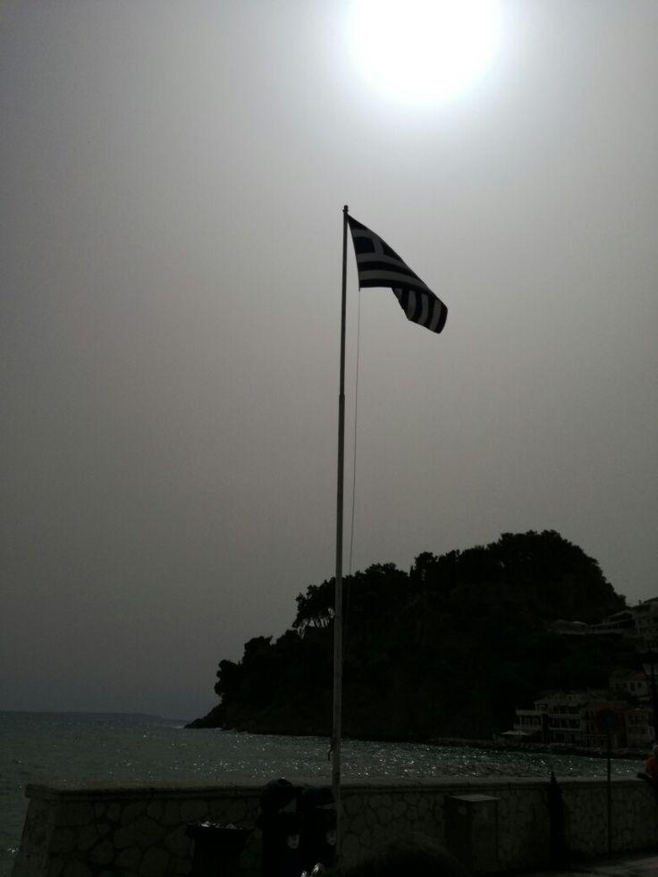 Greek flag!!