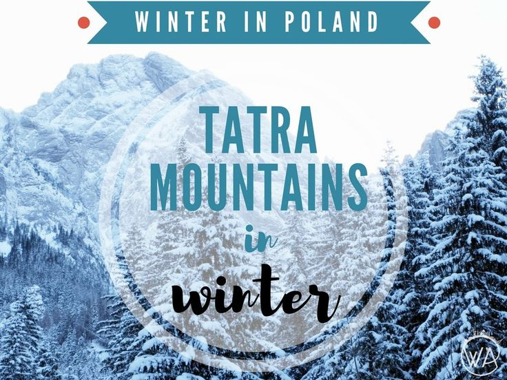 Poland – where to go in Tatra mountains in winter? | Worldering around