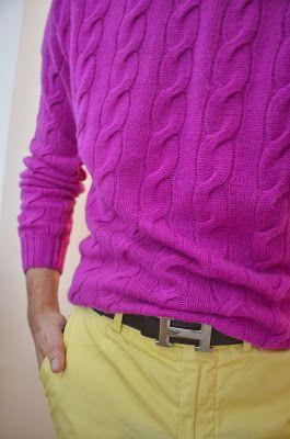 Bold Fall Color #ralphlauren