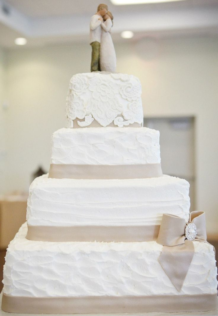 - Buttercream Lace Beauty--by Simply Southern Specialties, Citronelle, AL