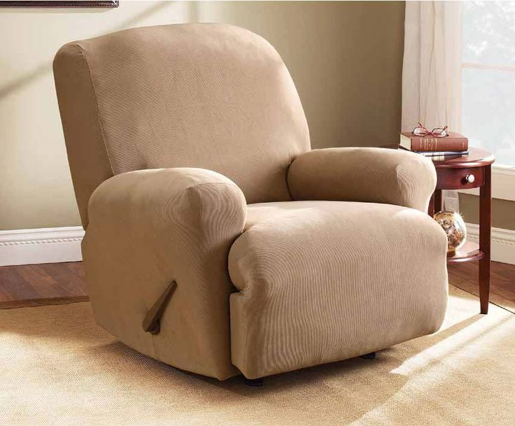 Sure Fit Stretch Recliner Chair Cover
