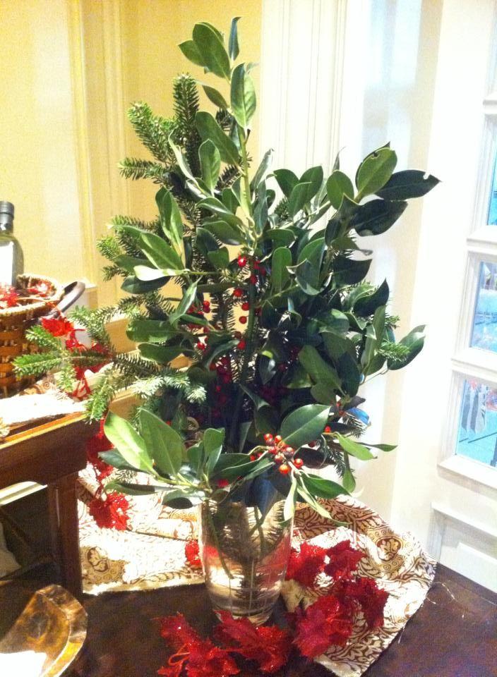 #Christmas14 #ThermaeSylla #XmasDecorations