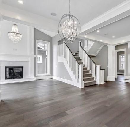 Light Grey Wood Floors Chandeliers 39 Ideas Grey Walls Living Room Living Room Wood Floor Living Room Wood