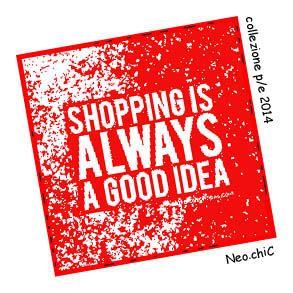 shopping is always a good idea