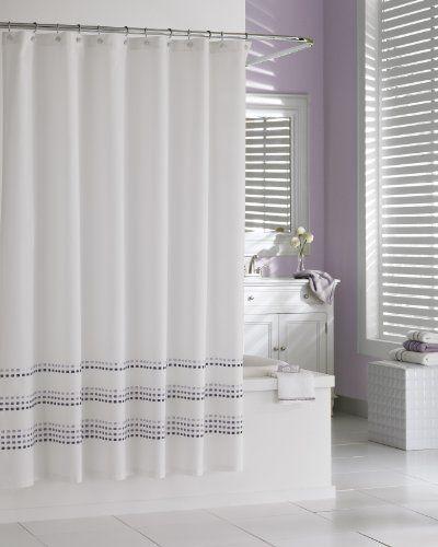 kassatex str115trblv tribeka shower curtain lavender