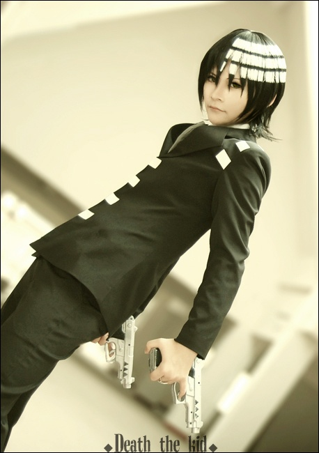 Soul Eater: Death the Kid cosplay