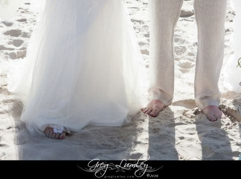 Small intimate Beach Wedding in Cape Town, South Africa