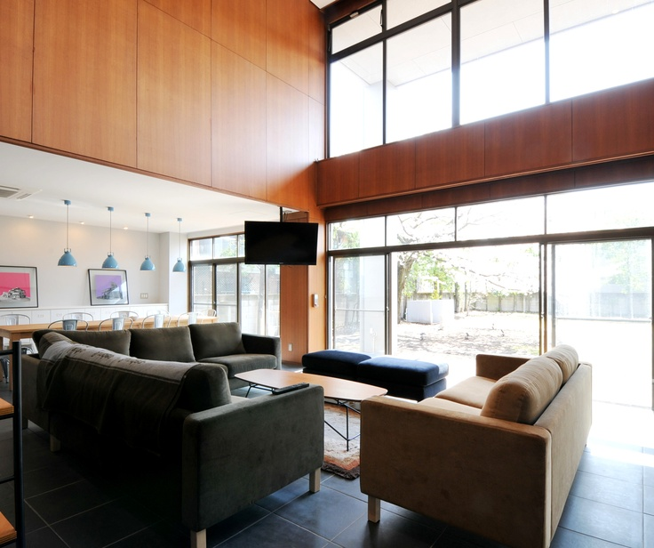 case study share house bunen-tei