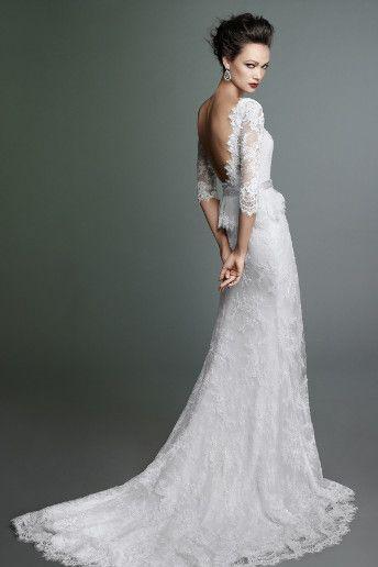 Wedding Magazine - Lookbook: wedding dresses with beautiful backs