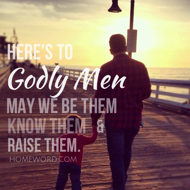 There is nothing stronger & more manly on the earth than a man who is in love with Christ & is fully surrendered to His will. HomeWord.com #Christianparenting #fathering #parenting #raisingchildren #family #homeword #lovemyfamily #Christianfatherquote #godfirstquote #godlymenquote #raisinggodlychildren, #fathersdayquote